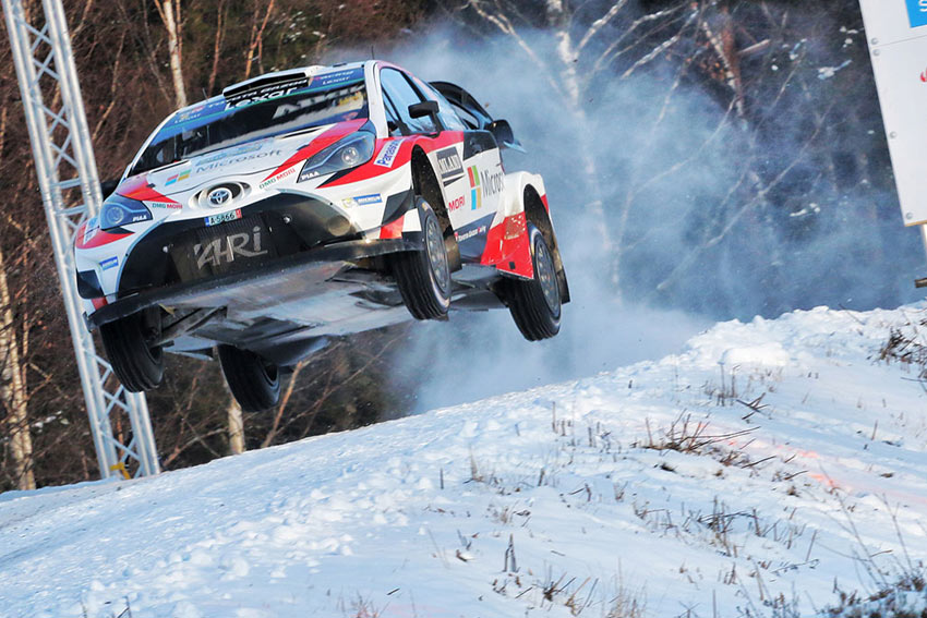 Photo of Toyota WRC'ye zaferle döndü