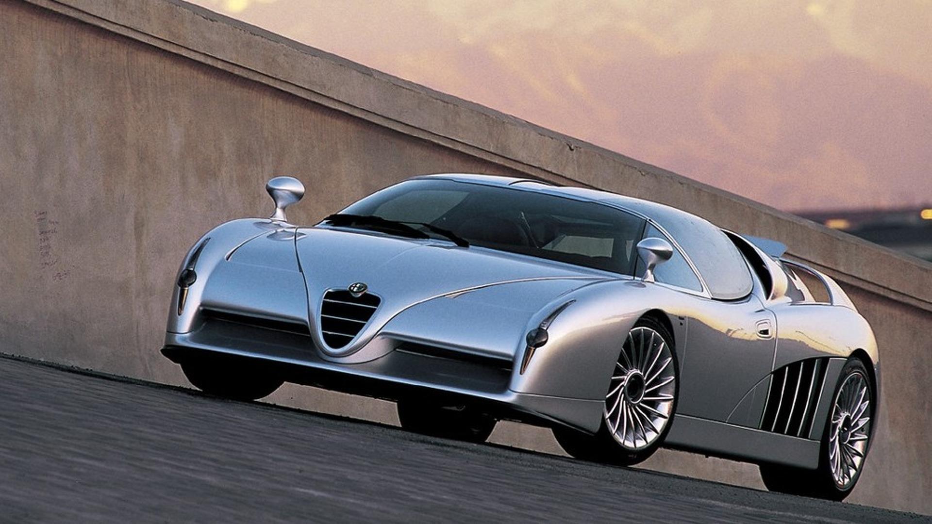 Photo of 1997 Alfa Romeo Scighera: Unutulmuş bir konsept
