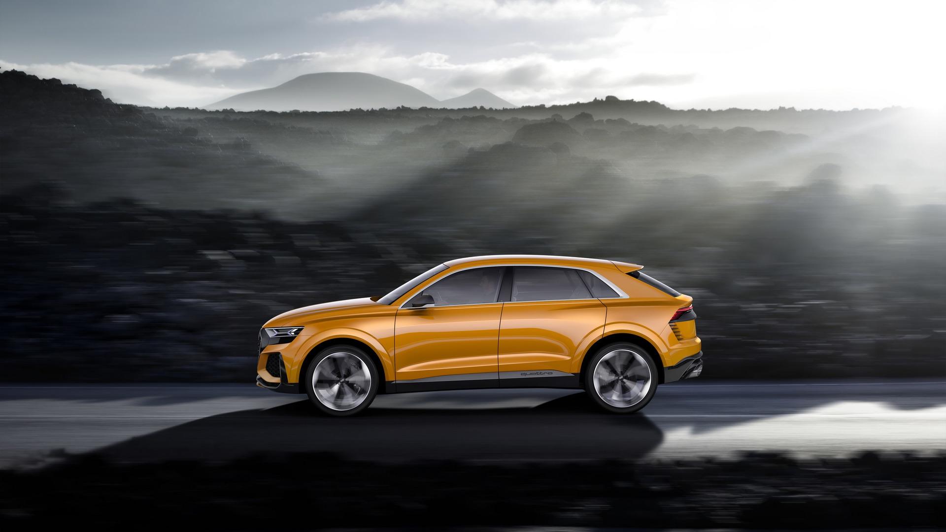 Photo of Audi RS logolu daha çok SUV üretecek