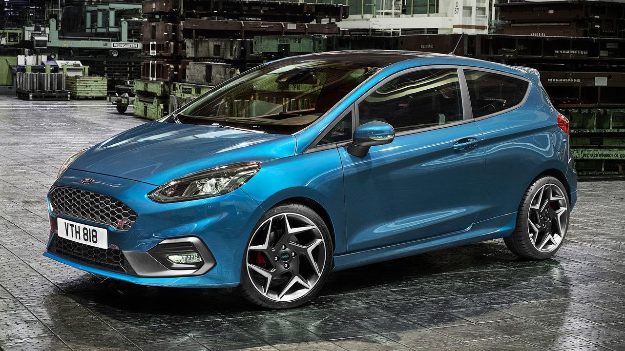 Photo of Küçük Dev: Yeni Ford Fiesta ST