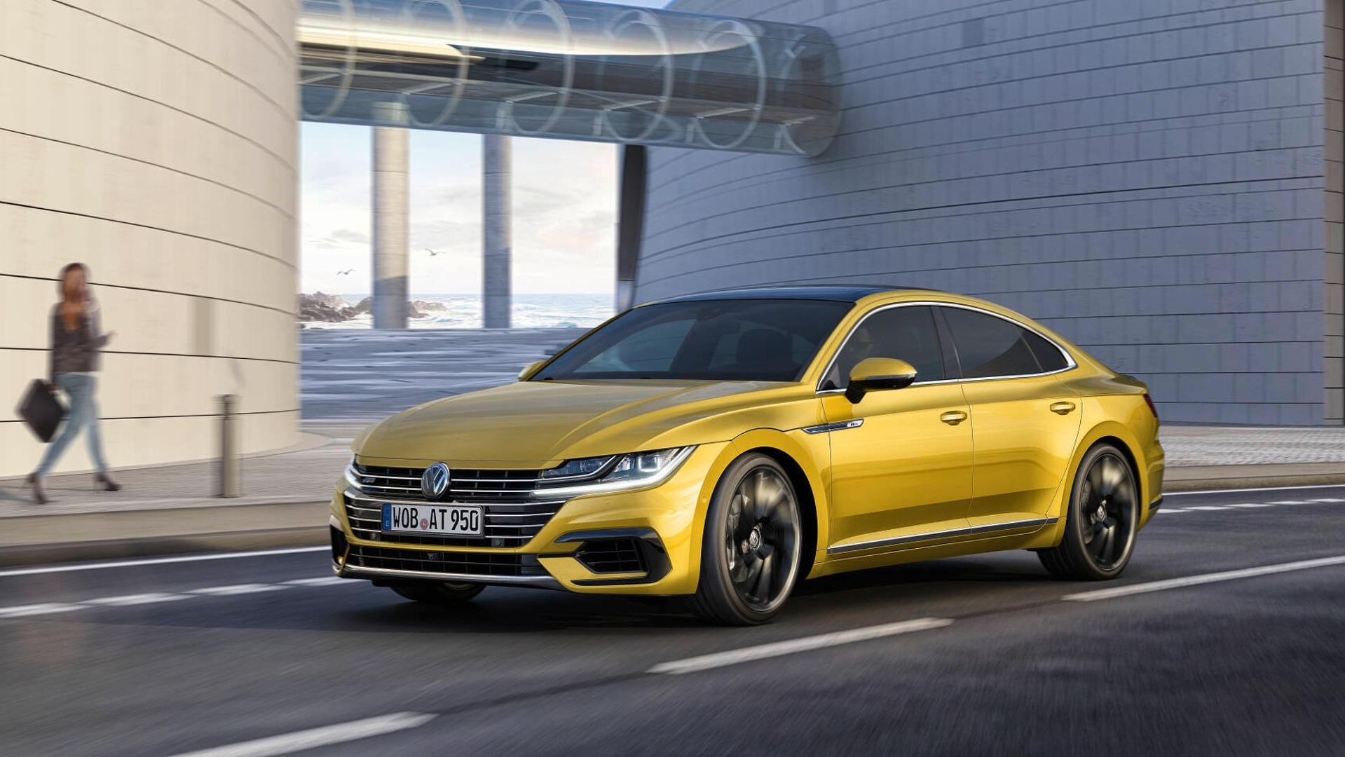 Photo of Volkswagen Arteon tanıtım videosu ile dikkatleri üzerine çekiyor!
