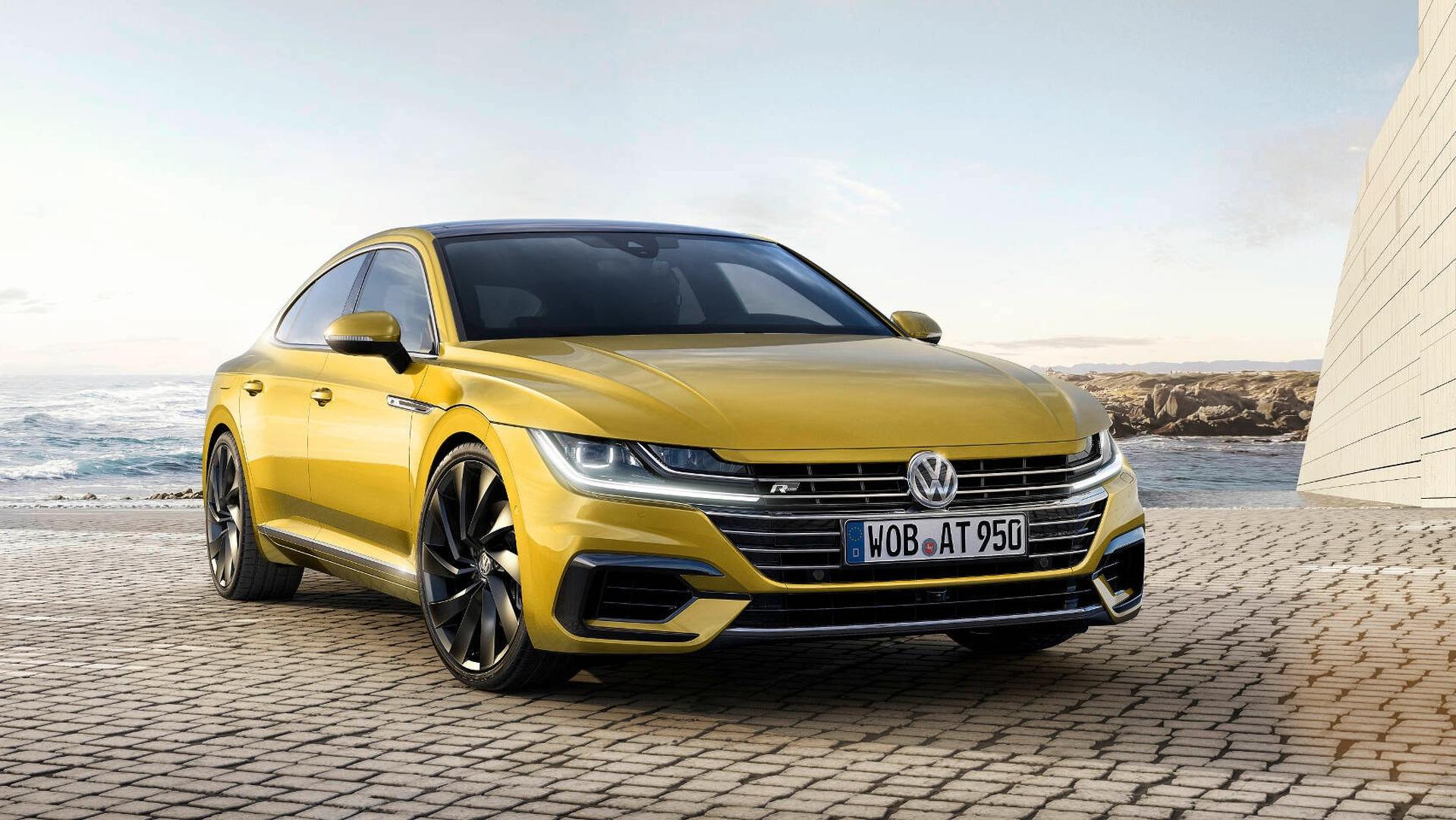 Photo of Volkswagen Arteon, CC'nin yerine geliyor!