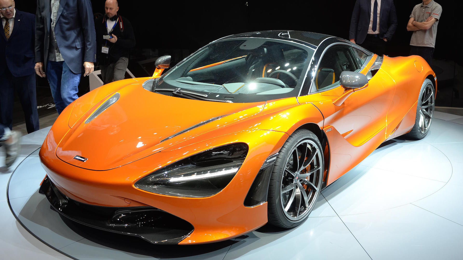 Photo of McLaren 720S ile rekabet kızışıyor