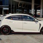 Yeni Civic Type-R Avustralya sokaklarında