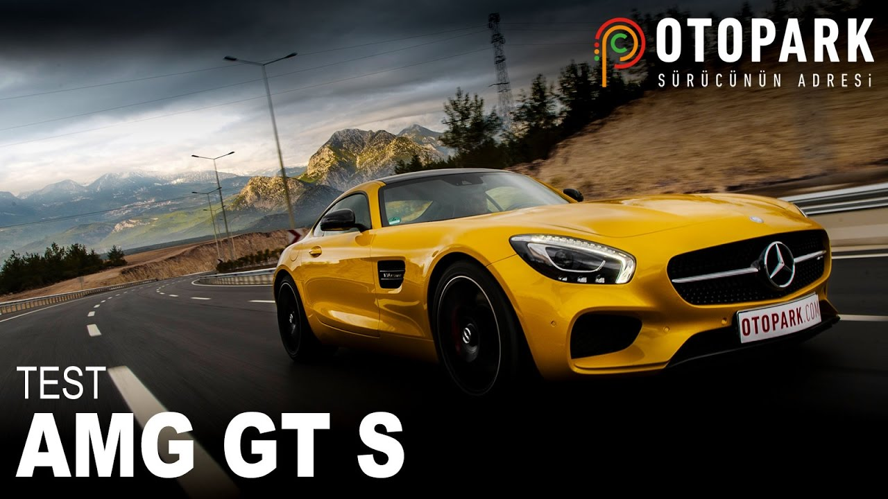Photo of Mercedes-AMG GT S | TEST