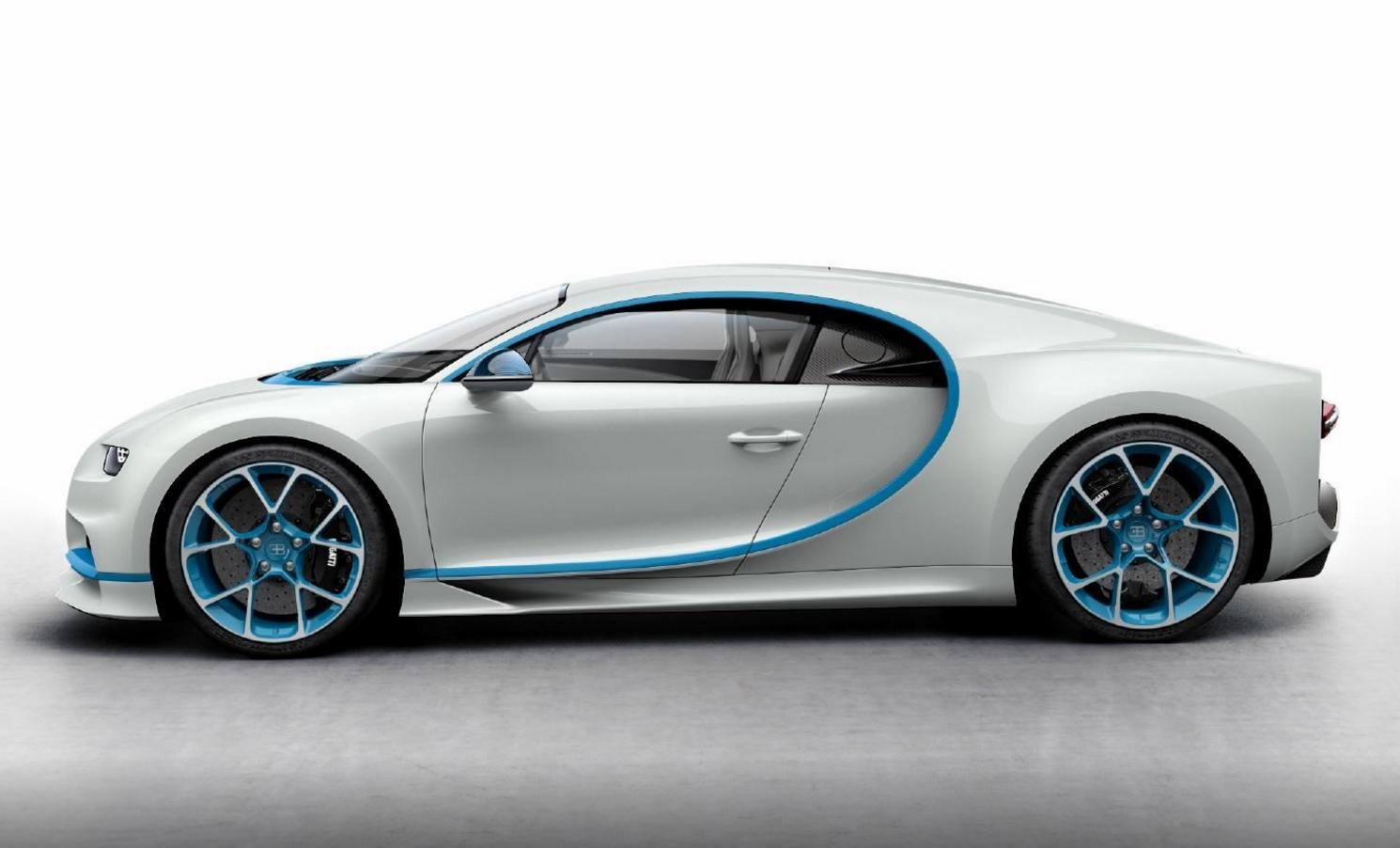 Photo of Galeriden Bugatti Chiron, sıfır, hatasız, 3 milyon Euro!