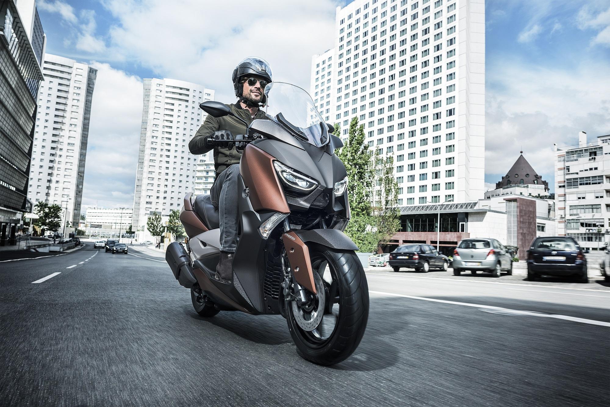 Photo of Yamaha'dan Euro 4 Uyumlu Yeni X-MAX 300