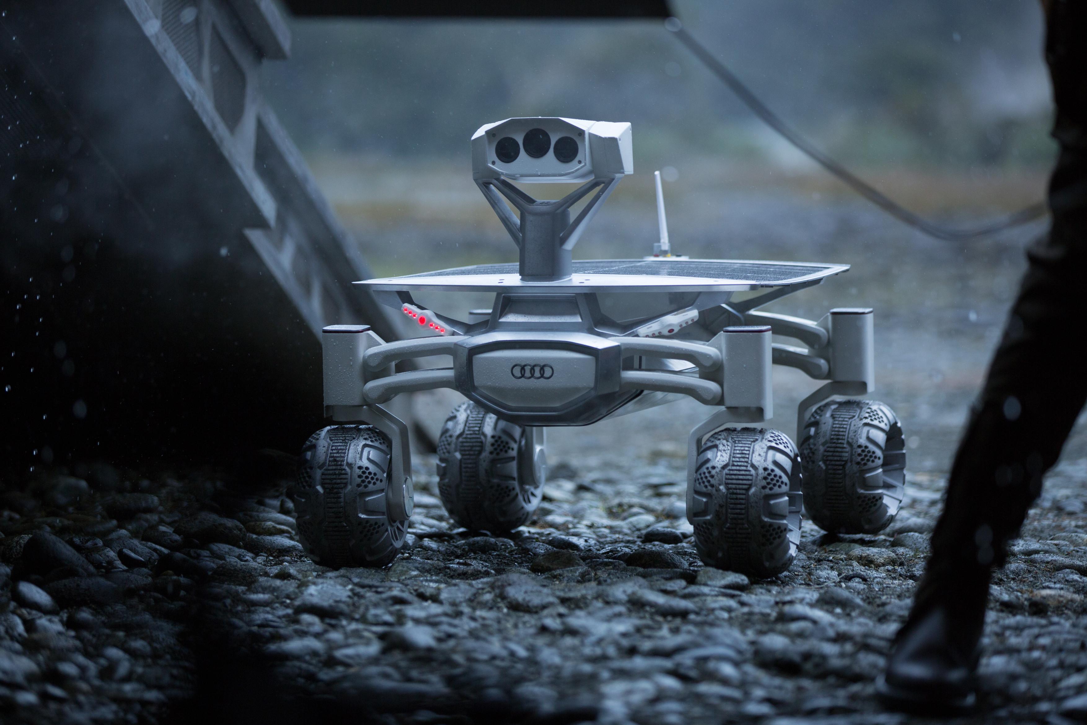 Photo of Audi Uzaya Gidiyor!