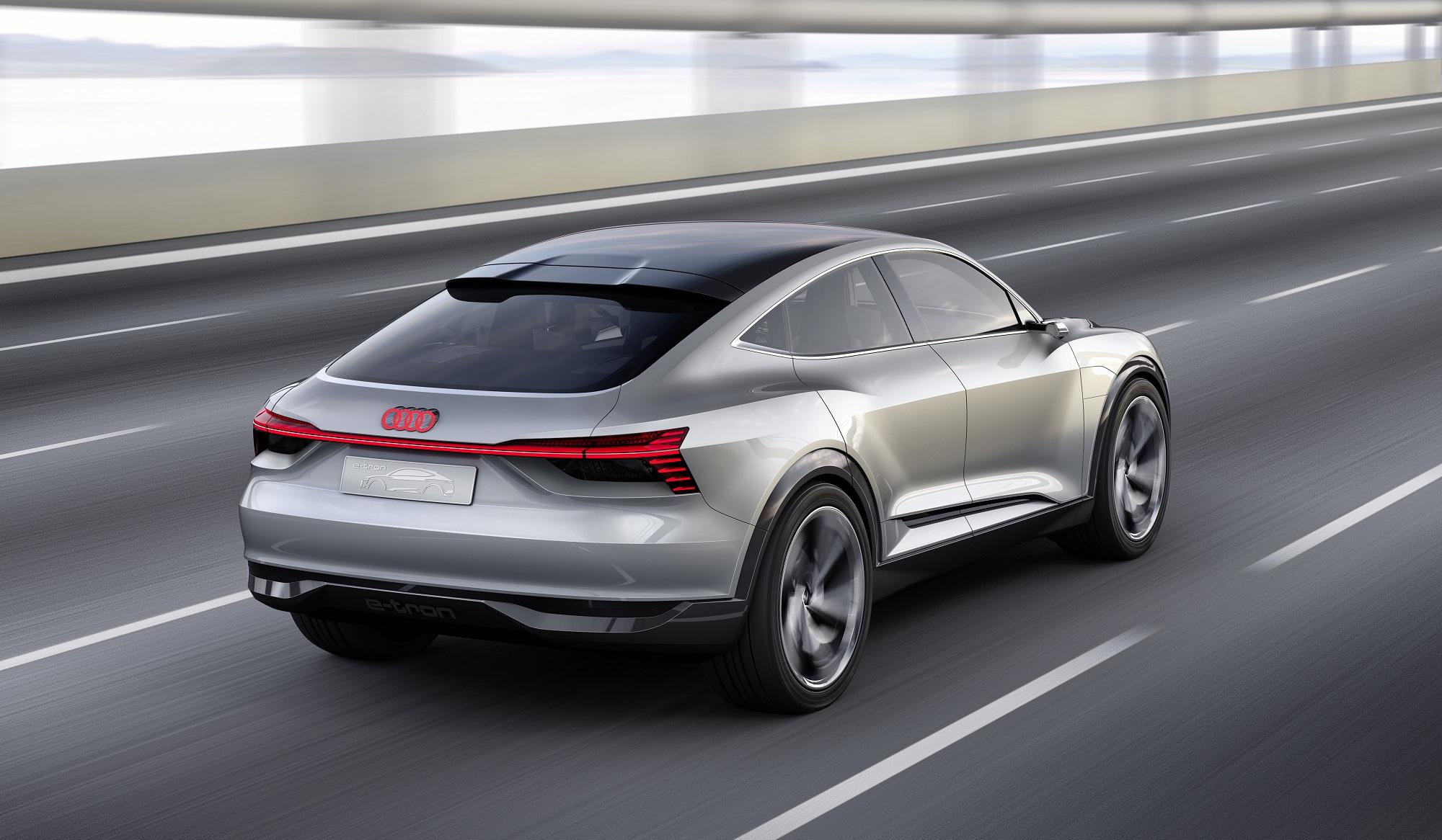 Photo of Audi'den yeni elektrikli konsept