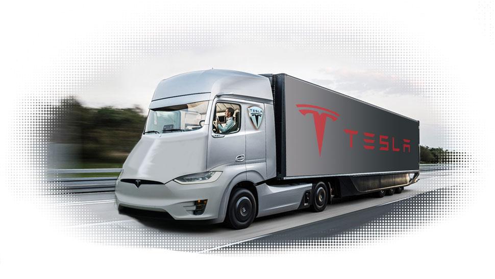 Photo of Tesla üretim bandına bu kez bir TIR koydu!