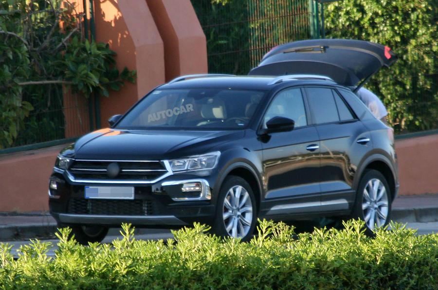 Photo of Volkswagen Tiguan'ın kardeşi yakında yollarda
