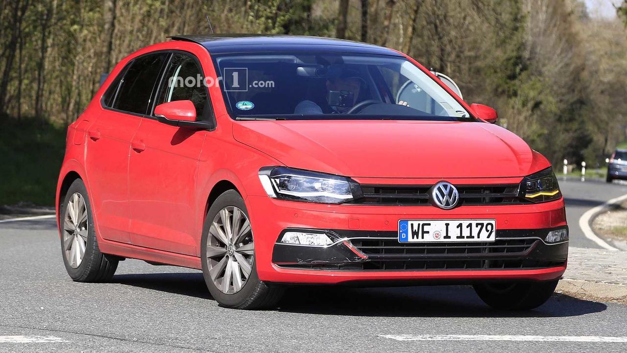 Photo of 2018 Volkswagen Polo hafif kamuflajıyla görüntülendi!
