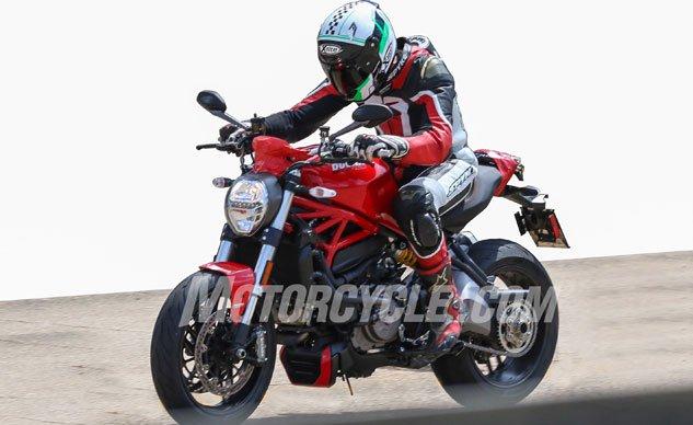 Photo of Ducati'nin Yeni Monster 939'u Yakalandı