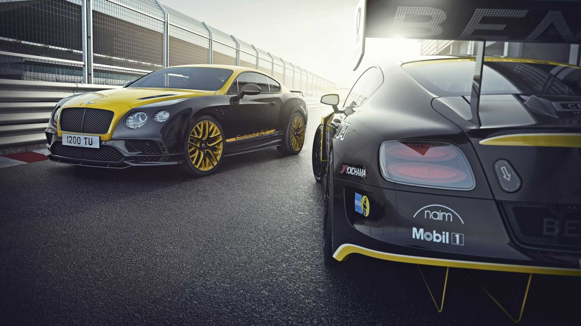 Photo of 700 beygirlik Bentley Continental 24 motorsporlarından ilham alıyor