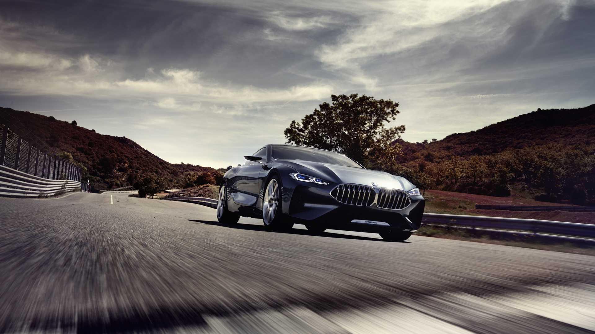 Photo of Yeni BMW 8 Serisi konsept resmi olarak tanıtıldı