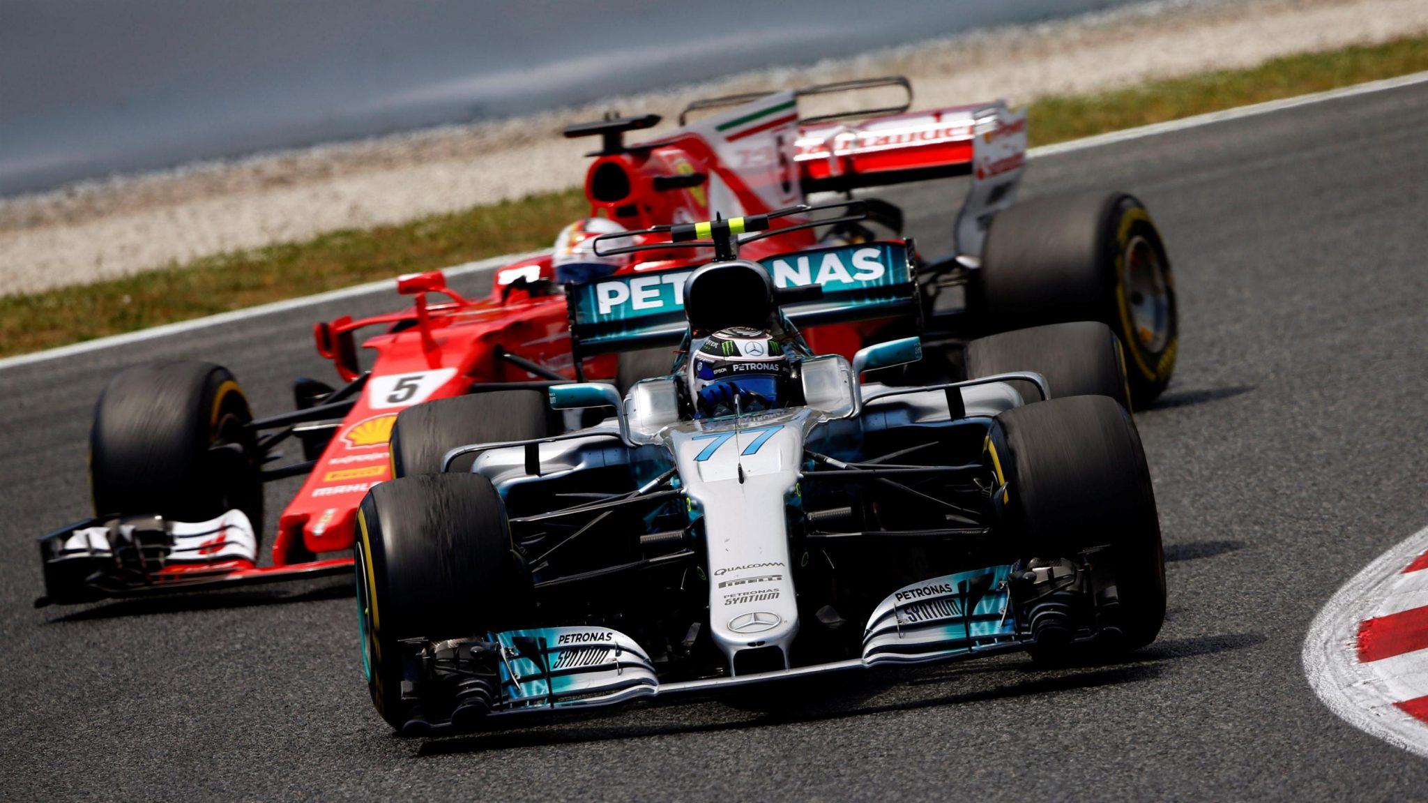Photo of F1 İspanya GP: Heyecanlı yarışı Hamilton kazandı!