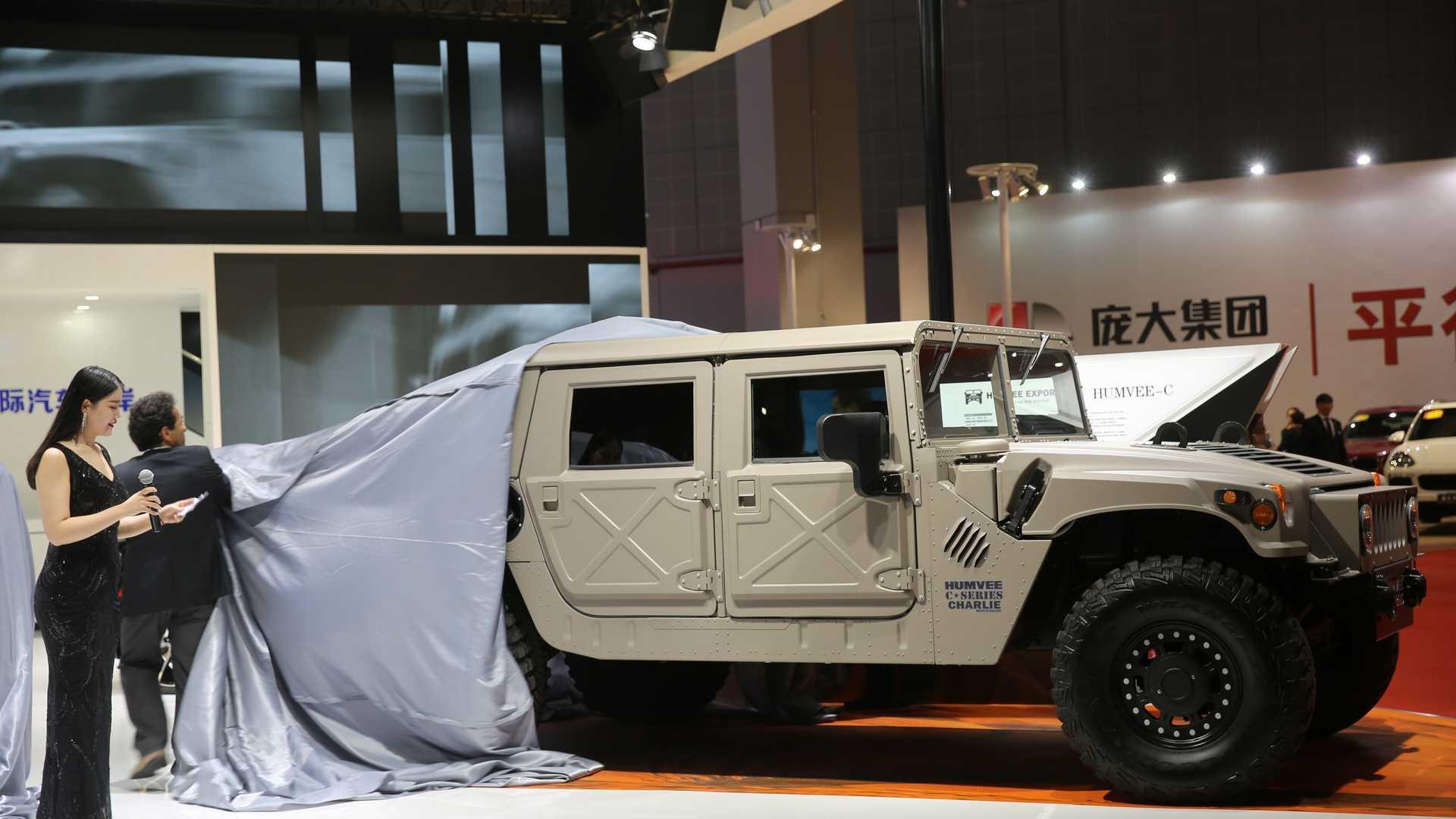 Photo of Humvee hayranları bunu kaçırmasın!