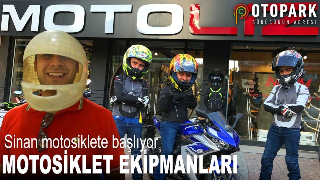 Photo of Sinan'la Motosiklete Başlamak | Motosiklet Ekipmanı Nasıl Seçilir | Bölüm 1