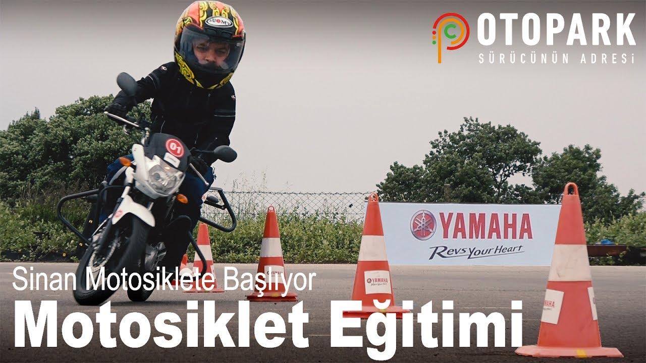 Photo of Sinan'la Motosiklete Başlamak | Kapalı Alan Motosiklet Eğitimi | Bölüm 2
