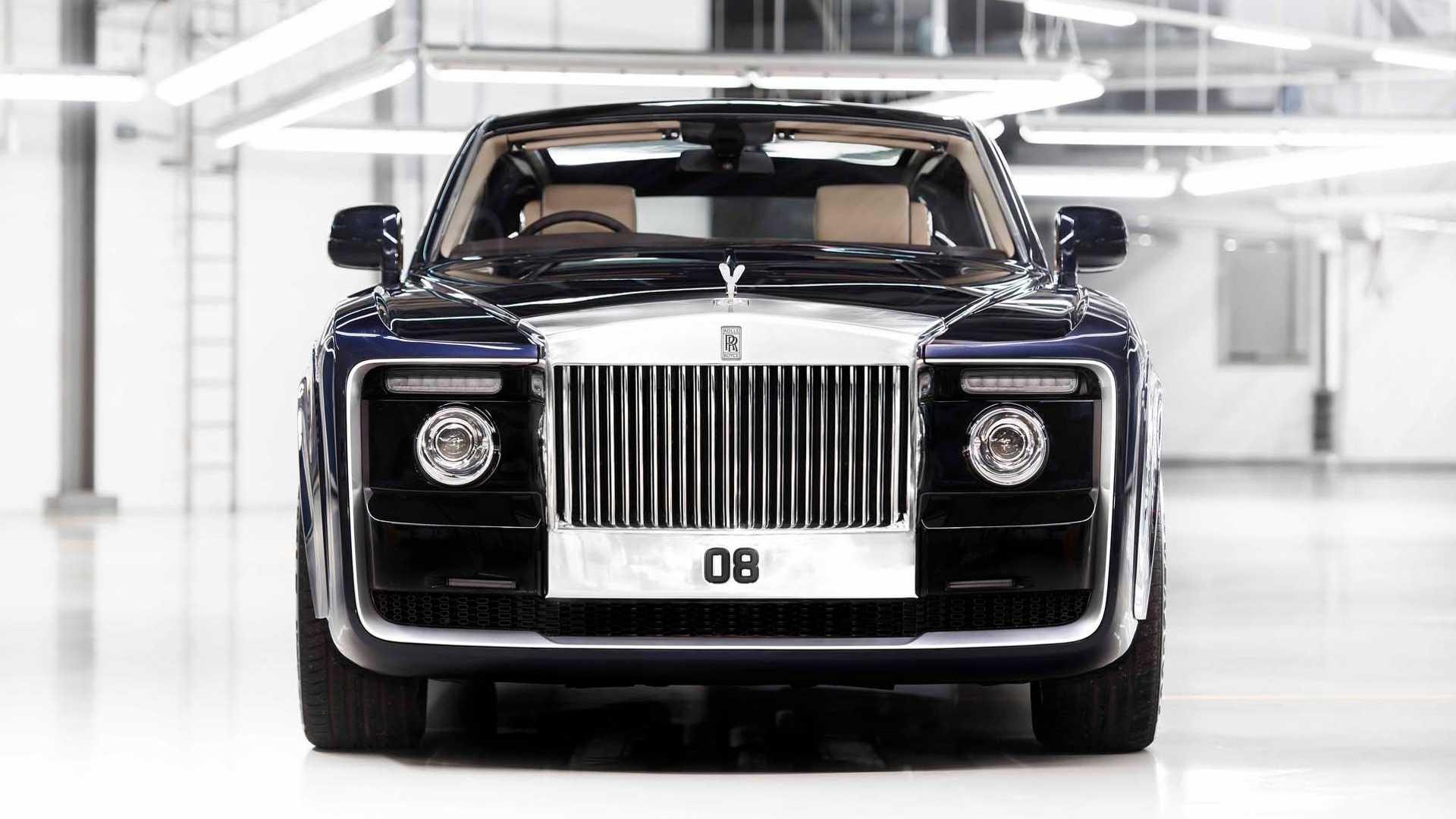 Photo of Rolls Royce Sweptail bugüne kadarki en pahalı otomobil olabilir!