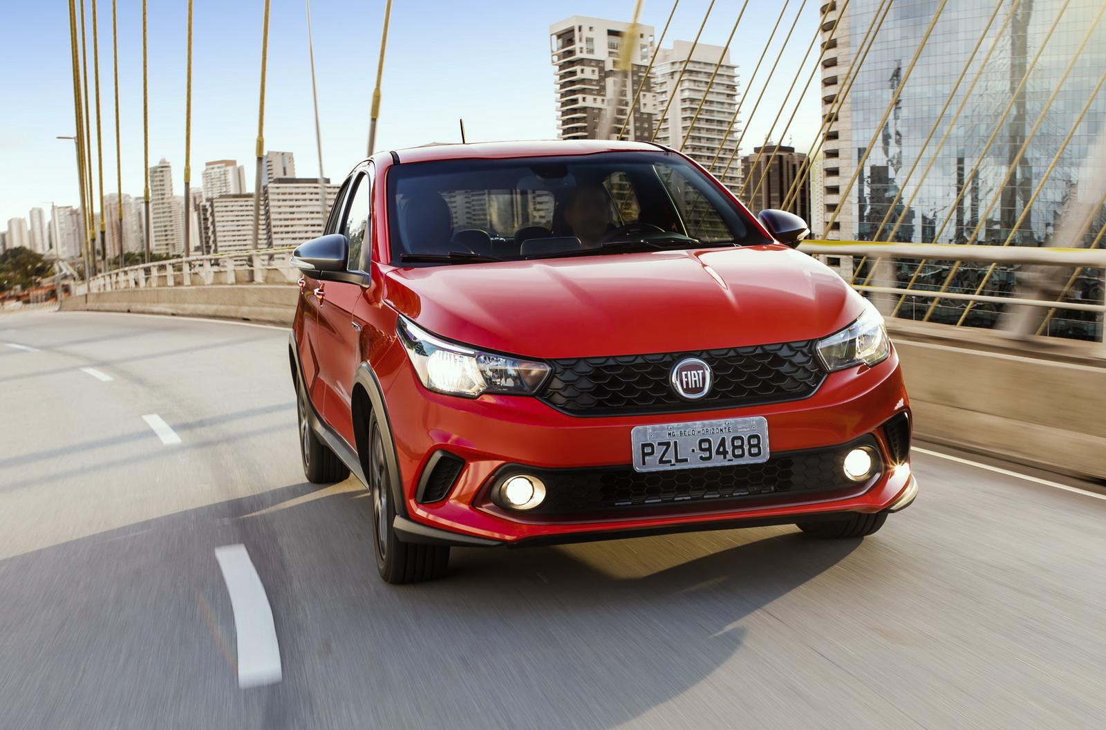 Photo of Fiat Argo Brezilya'da piyasaya sürüldü