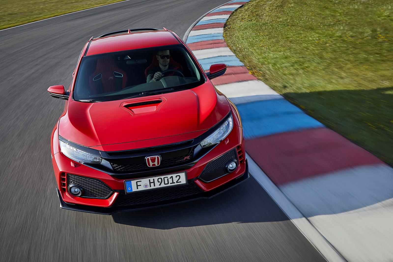Photo of Honda, 2018 Civic Type-R 'ın yeni fotoğraflarını yayınladı