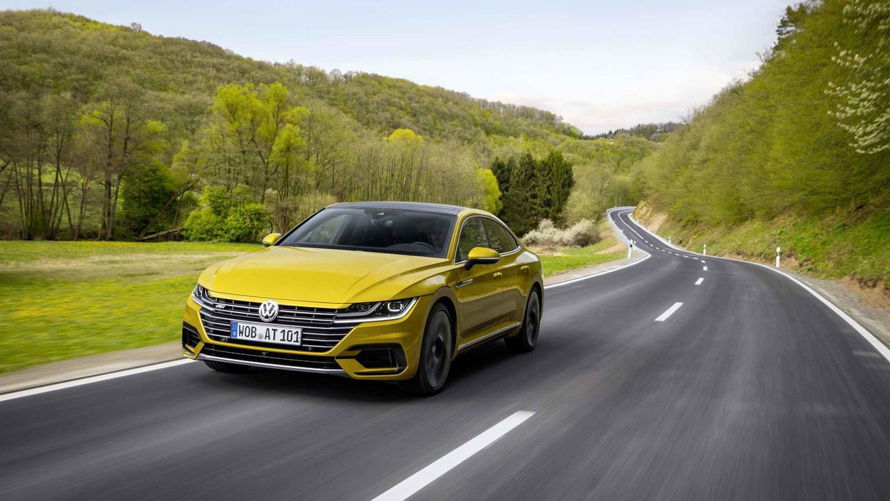 Photo of Volkswagen Arteon Türkiye fiyatları belli oldu!