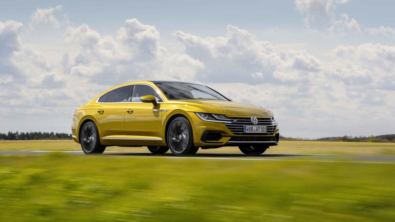 Photo of Volkswagen, 400 beygirlik bir Arteon üzerinde çalışıyor