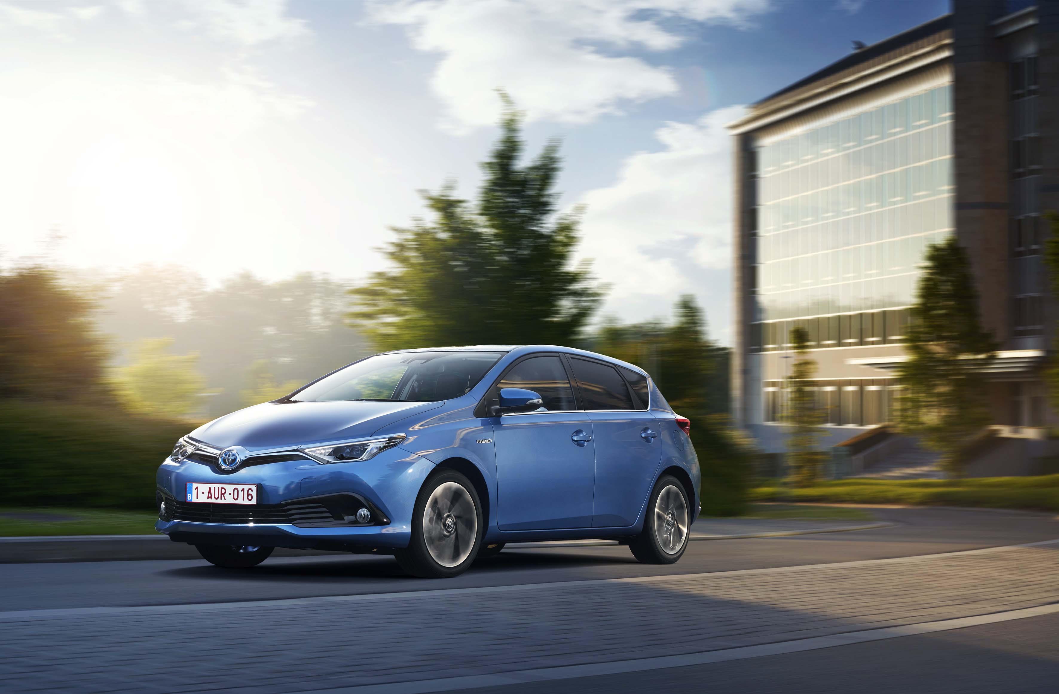 Photo of Toyota Auris Hybrid'in Fiyatı Açıklandı