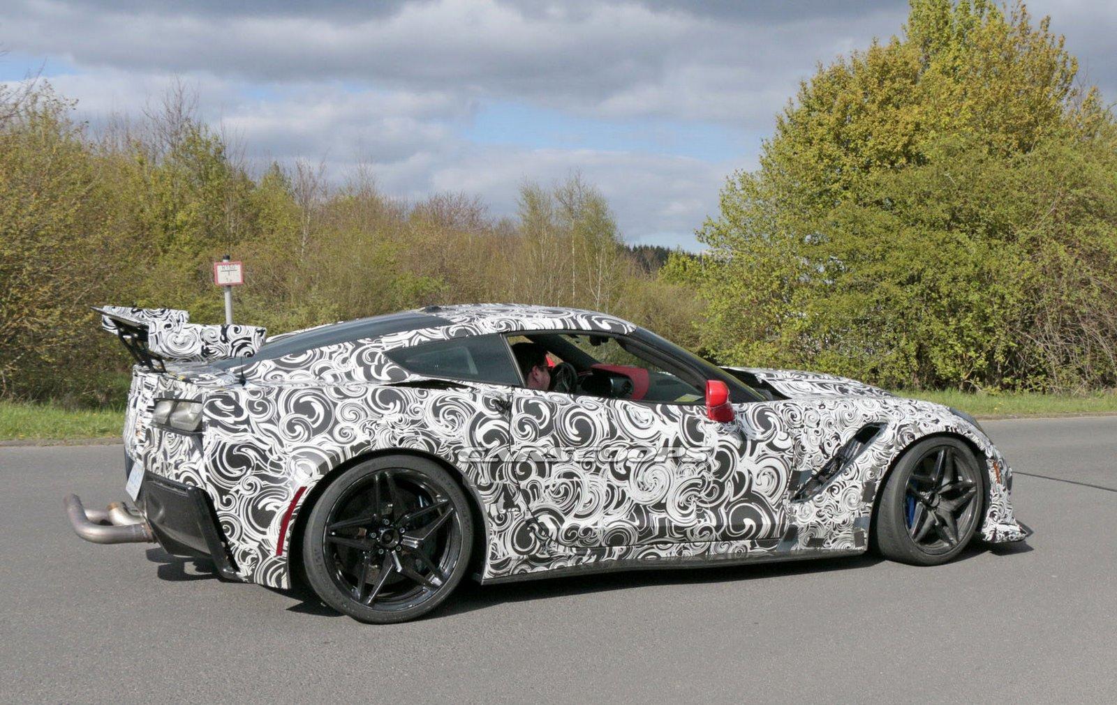 Photo of Chevrolet Corvette ZR1 'i LeMans'da mı gösterecek?