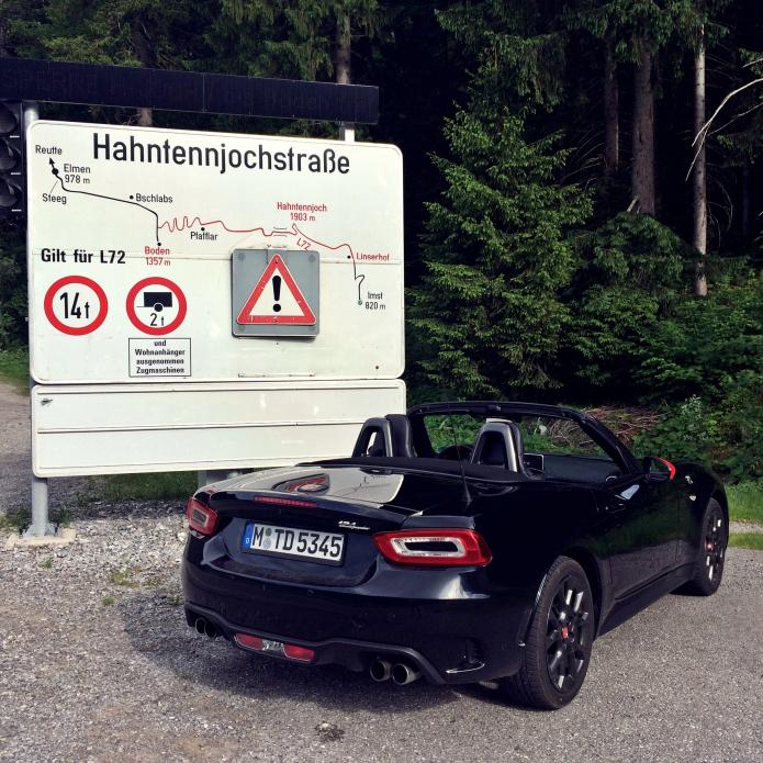 Photo of Hahntennjoch Geçidi – İkinci Bölüm
