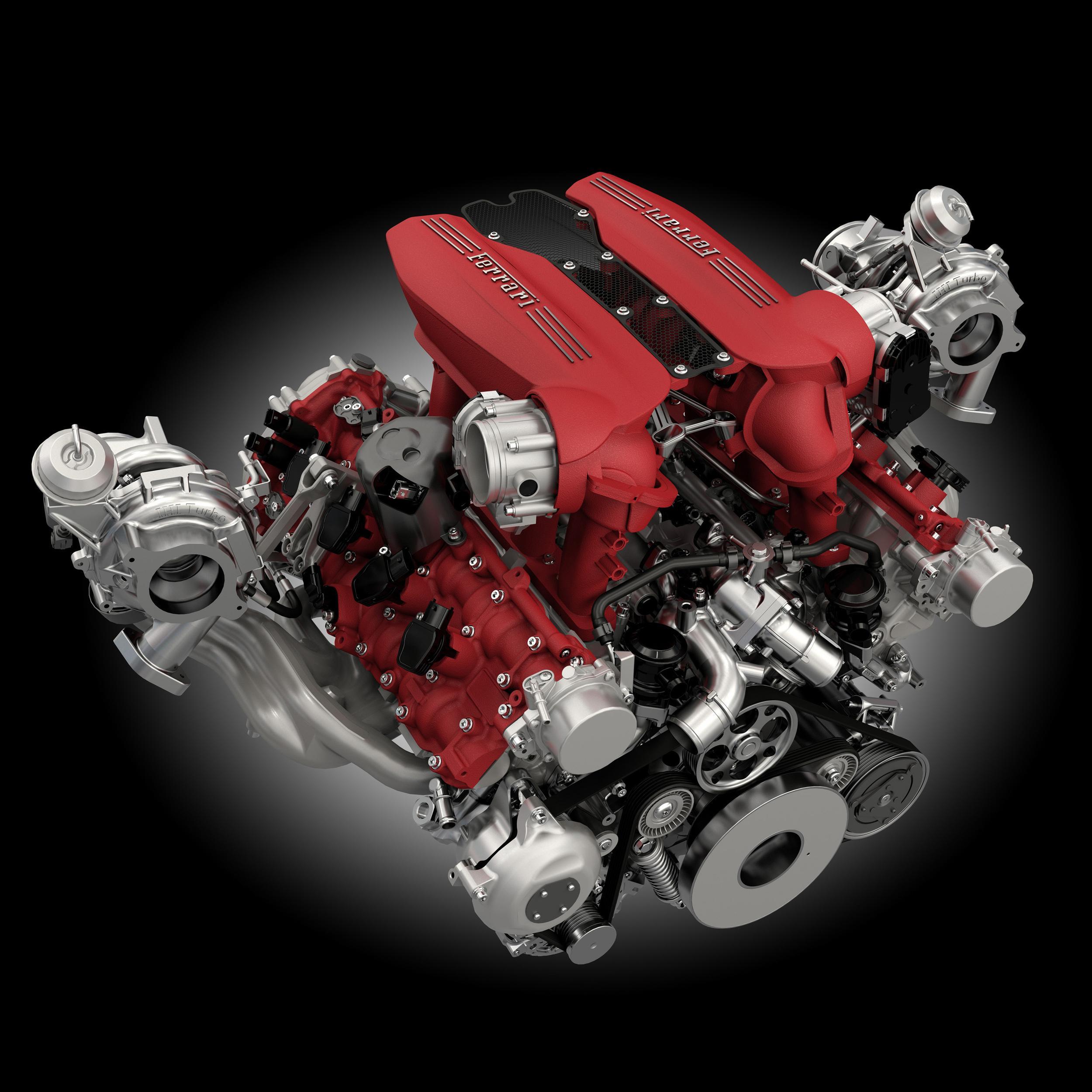 Photo of Yılın en iyi motoru ödülü Ferrari'nin!