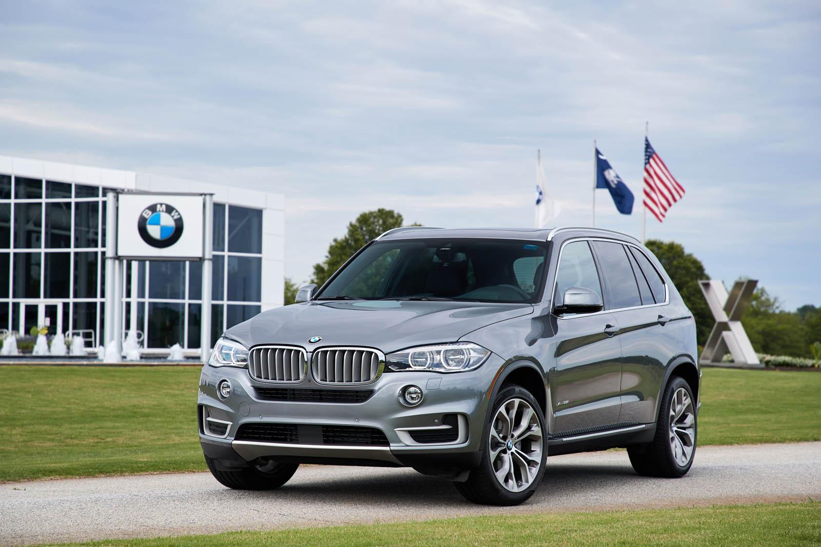 Photo of BMW X7 gelecek sene sonuna hazır!