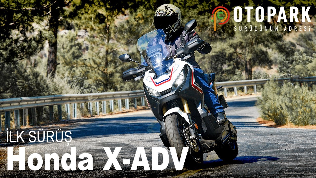 Photo of Honda X-ADV | İlk Sürüş