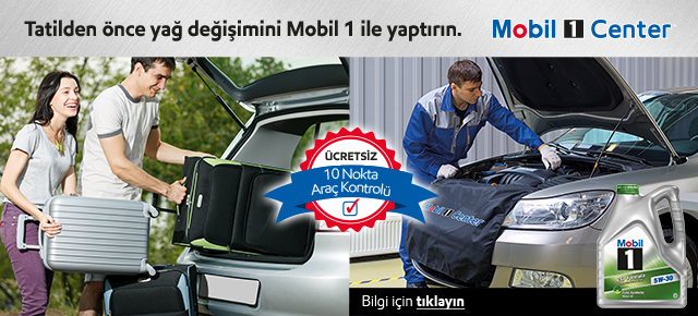 Photo of Mobil 1 ürünleriyle yağ değişimi!