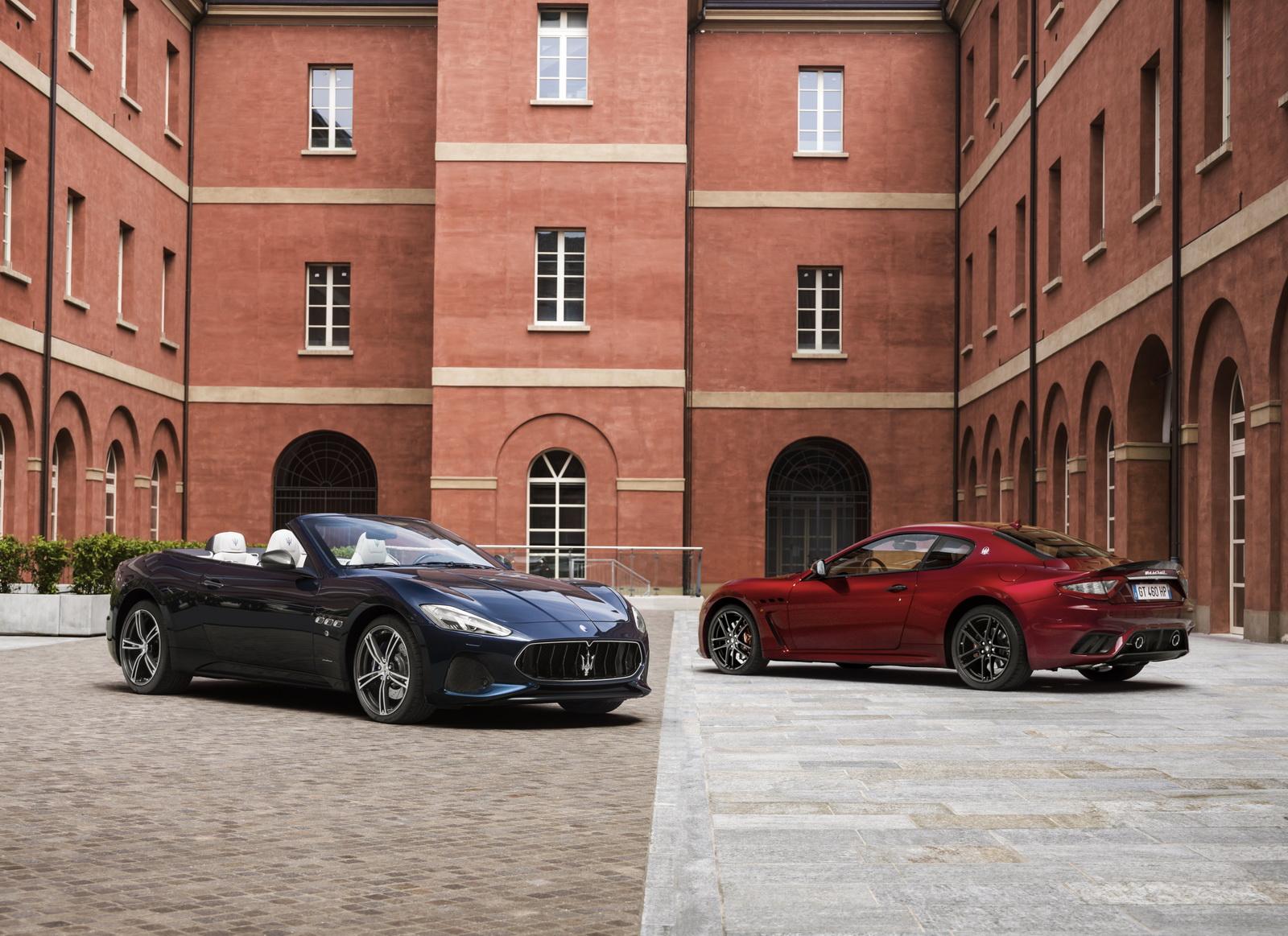 Photo of Maserati GranTurismo ve GranCabrio yenilendi