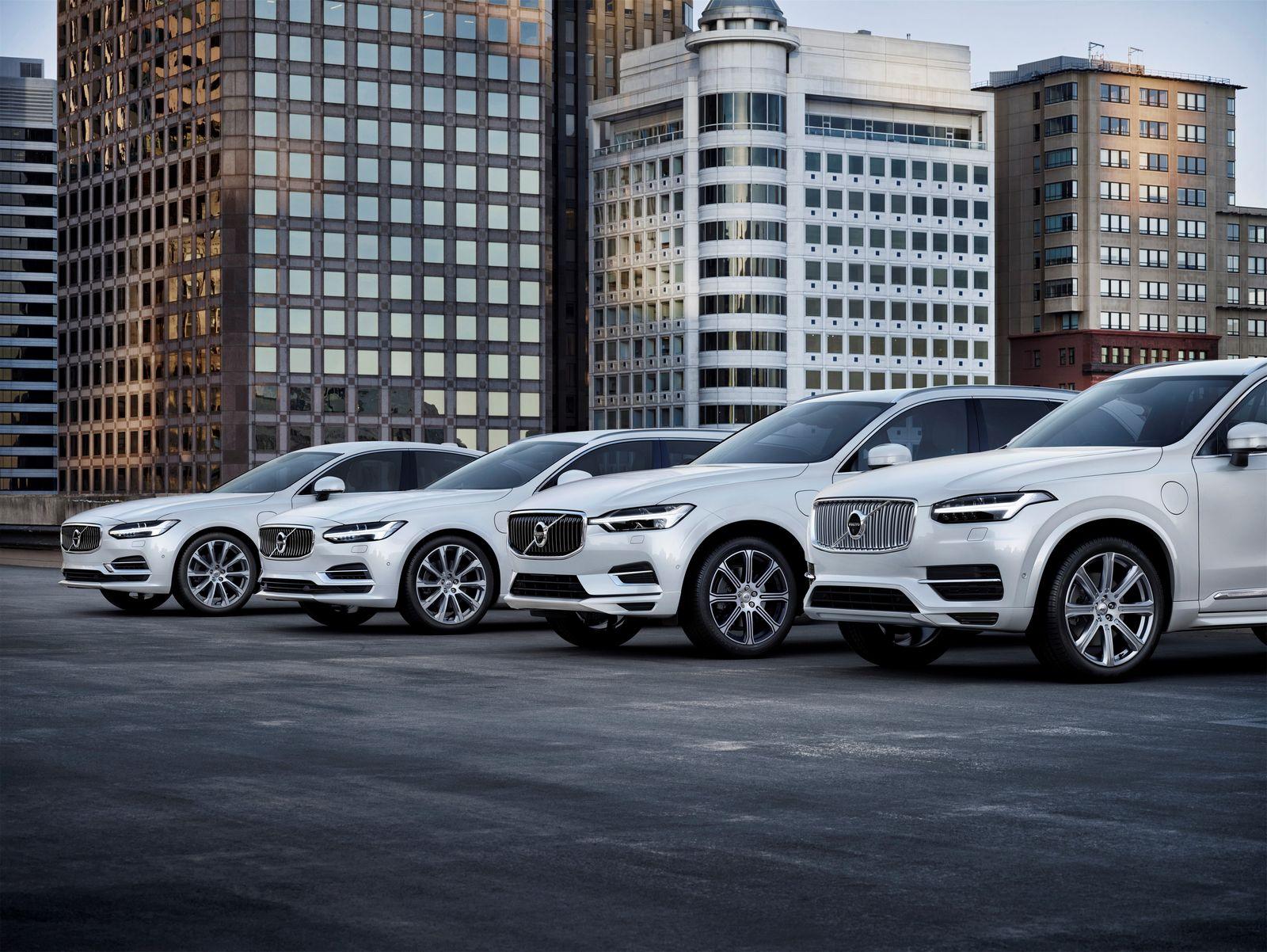 Photo of 2019'da tüm Volvo modelleri elektrikli olacak