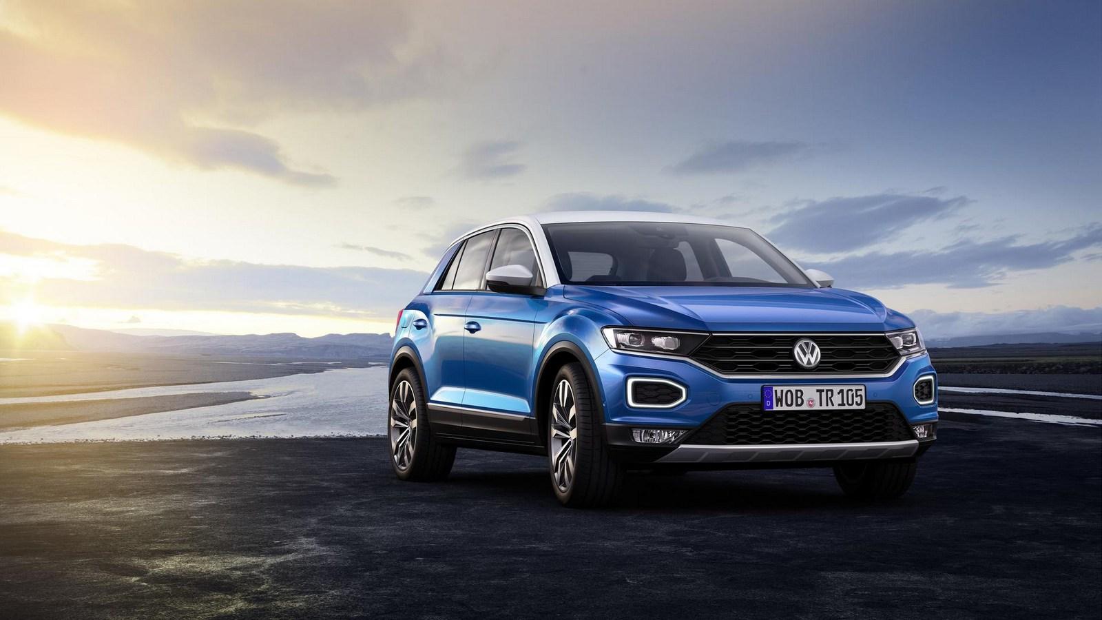 Photo of Tiguan'a kardeş geliyor: Volkswagen T-Roc!