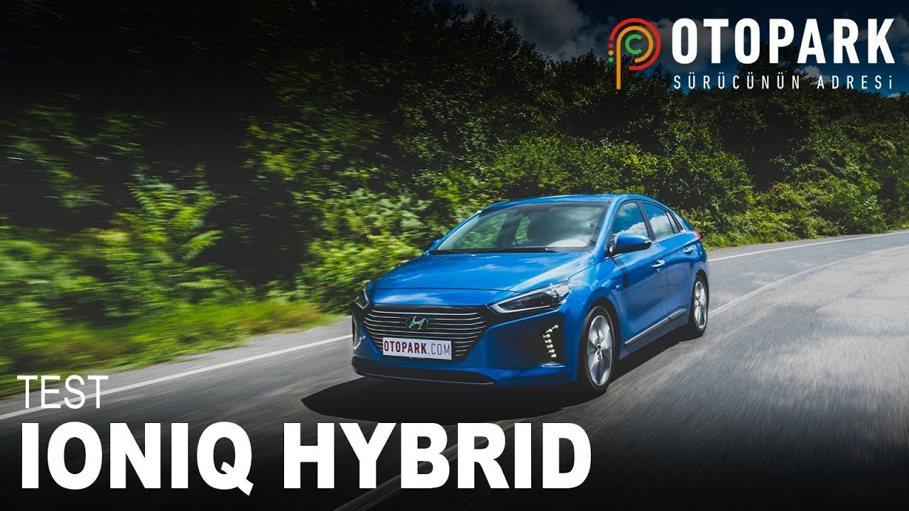 Photo of Hyundai IONIQ | TEST | Hybrid nedir?