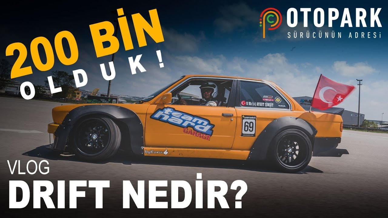Photo of 200,000 ÖZEL | Drift nedir?