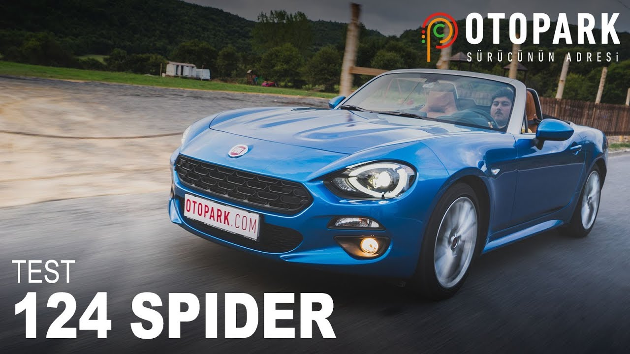 Photo of Fiat 124 Spider | TEST