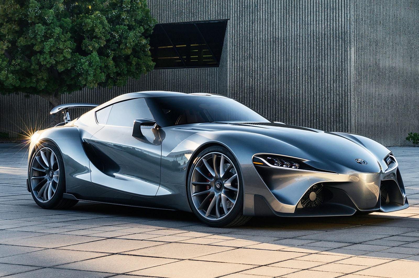 Photo of Müjde! Toyota Supra'ya manuel vites, turbo V6 geliyor!