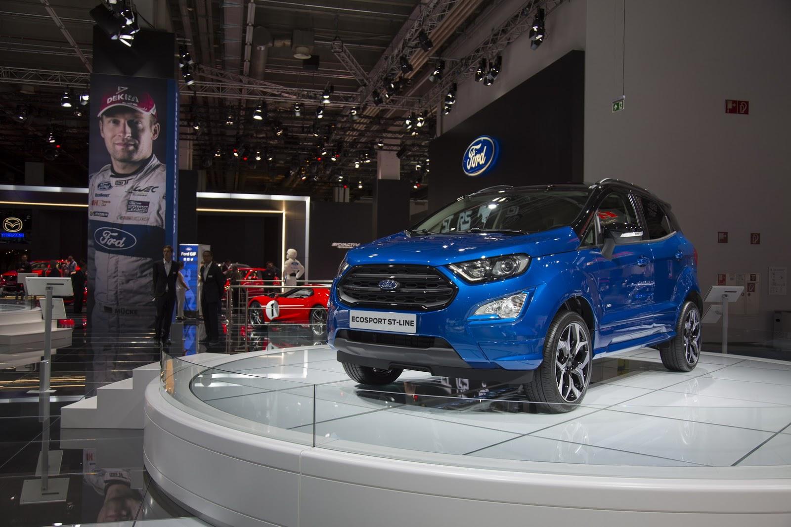 Photo of 2018 Ford EcoSport makyajlanıyor