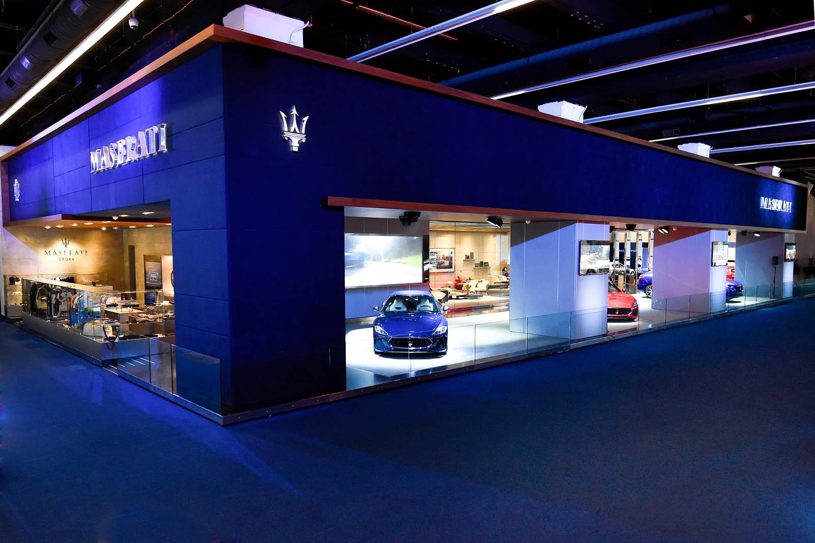 Photo of Maserati Frankfurt Otomobil Fuarı'nda tam takım