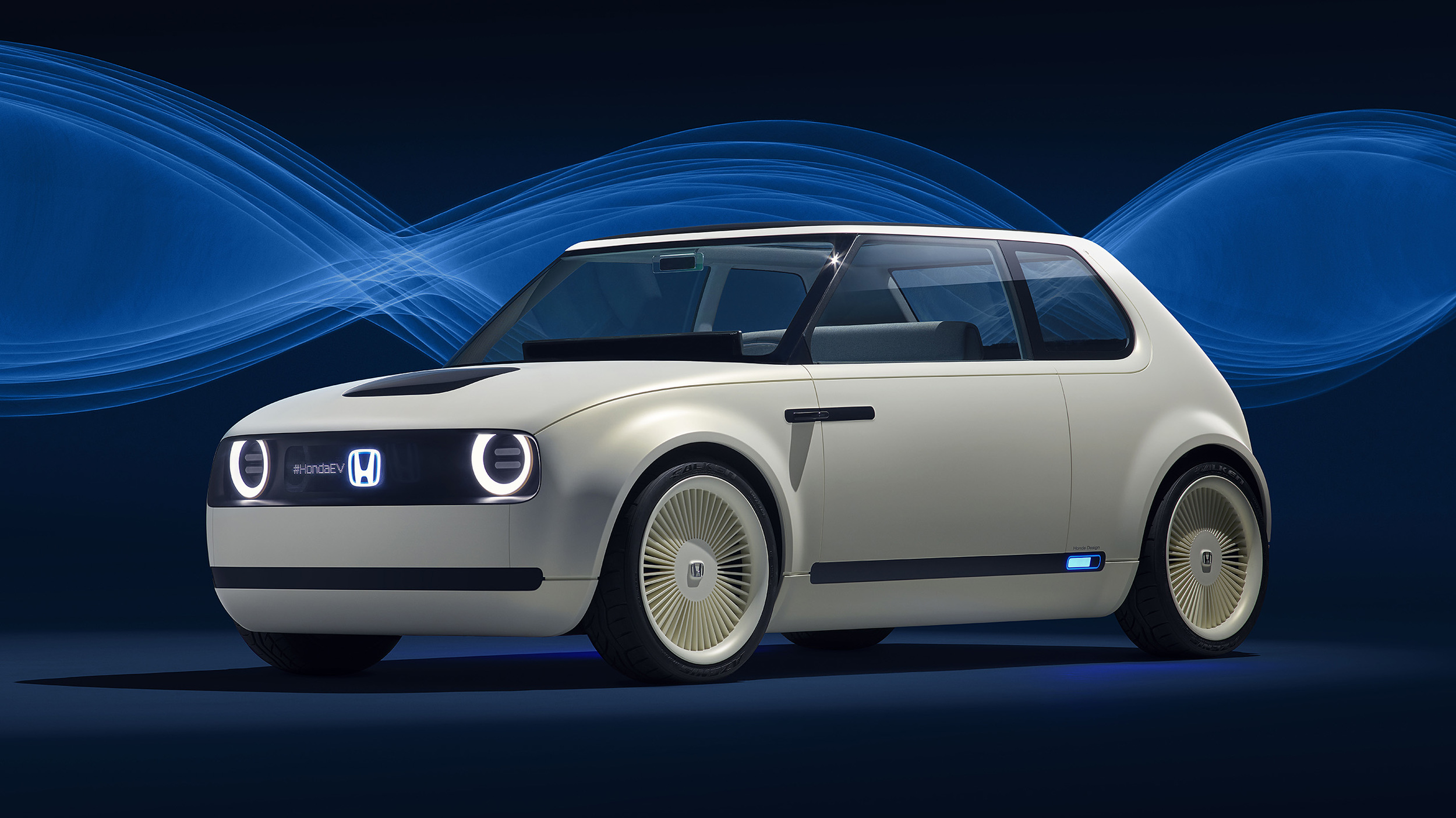 Photo of Hem retro hem modern: Honda Urban EV Concept
