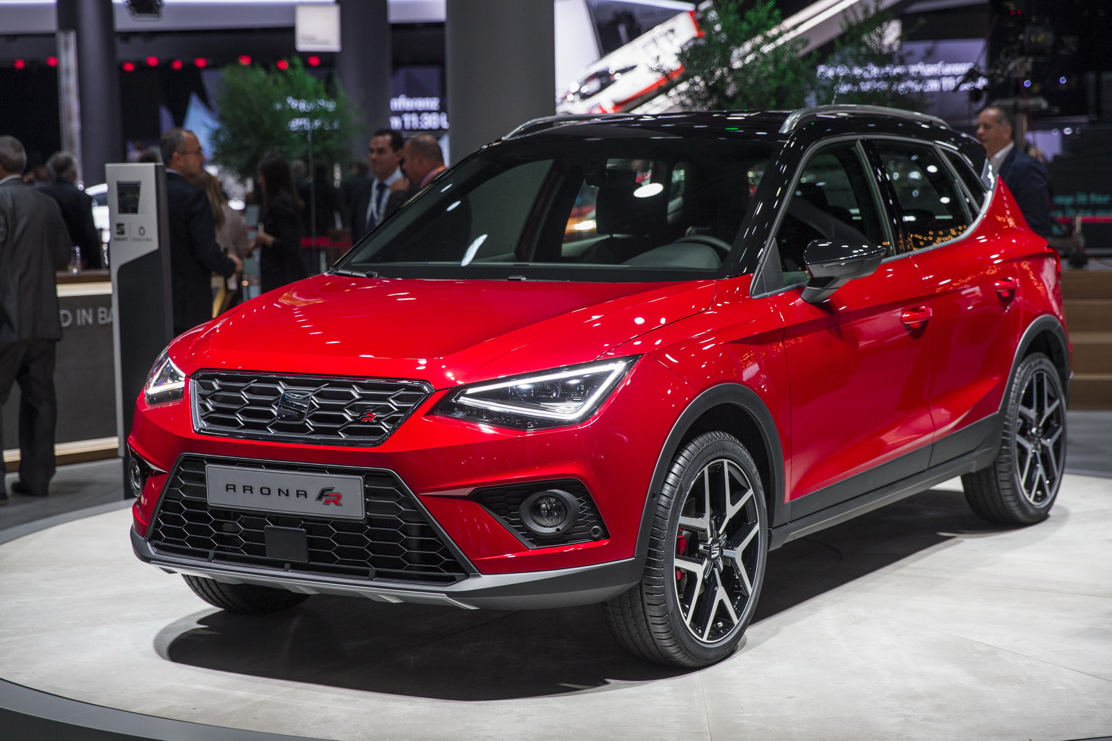 Photo of T-Roc'a kuzen geliyor: Seat Arona