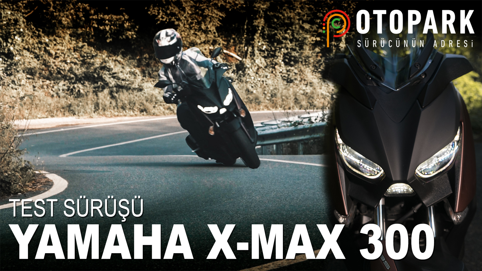 Photo of Yamaha X-MAX 300