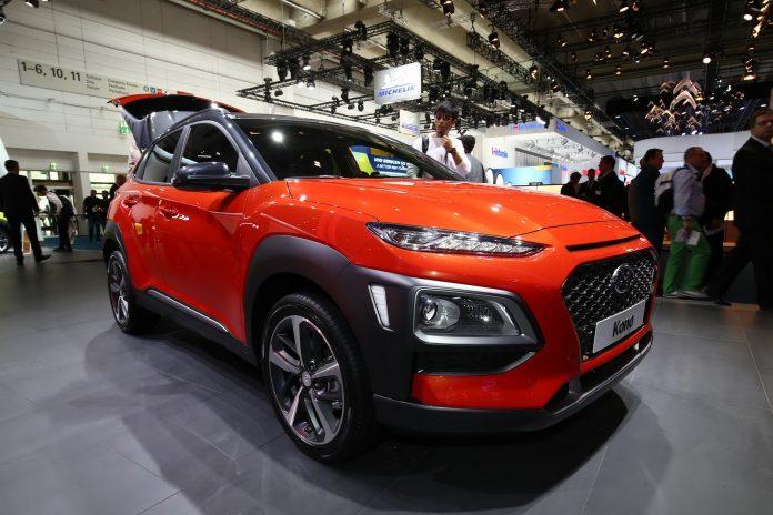 Yeni Hyundai Kona