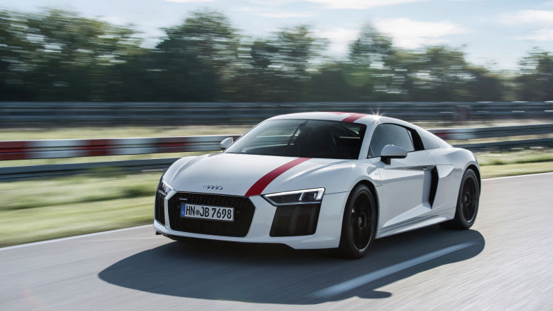 Photo of Audi R8 V10 RWS : Püristlere özel arkadan itişli R8