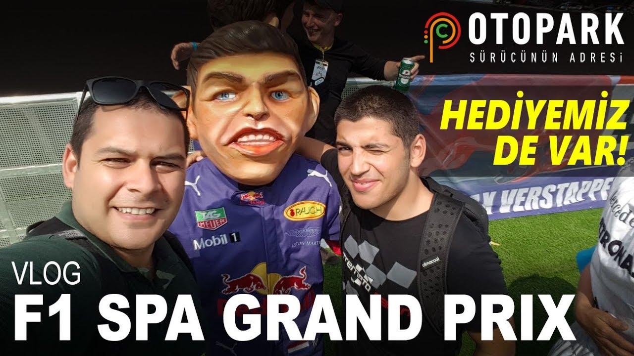 Photo of Şampiyonla F1 Spa Grand Prix'de 2 gün geçirdik | Hediyemiz de var!  | VLOG